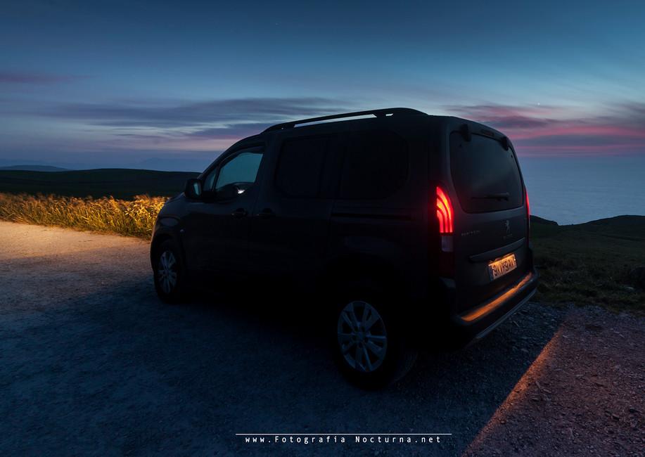 Peugeot Rifter (Mayo 2020)