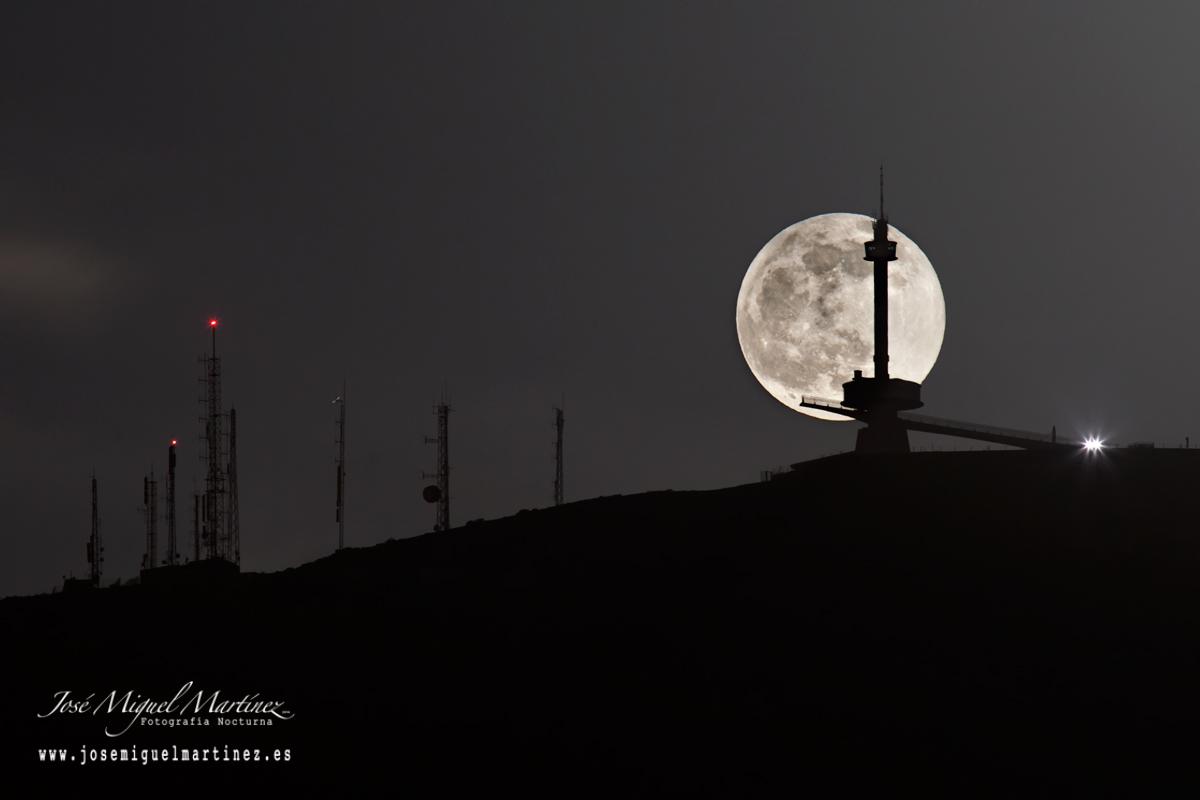 Luna de Mayo 2014