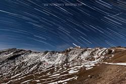 Ecuador celeste en Pico Tres Mares