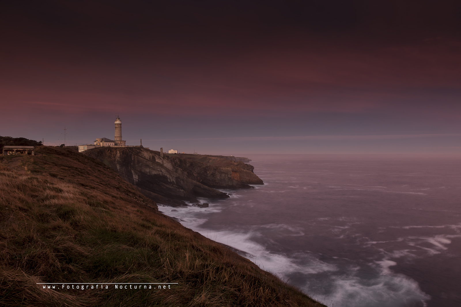 Amanecer en Cabo Mayor