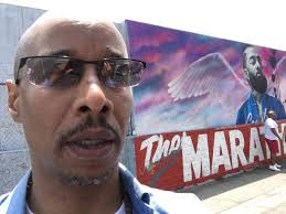 Patrick Pursley Spreads the I Am Kid Culture Message In LA