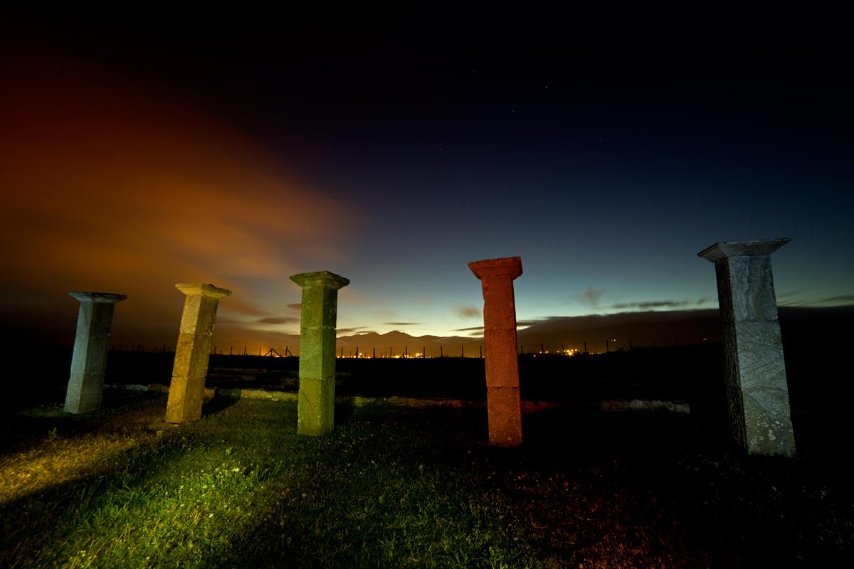 Columnas Julióbriga