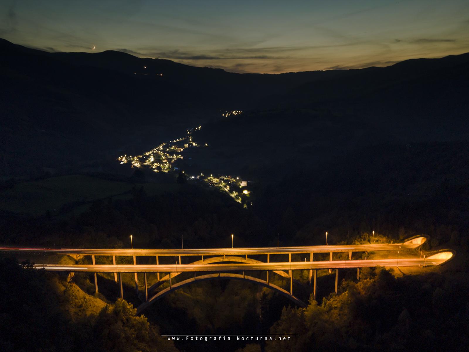 Puente y la Luna