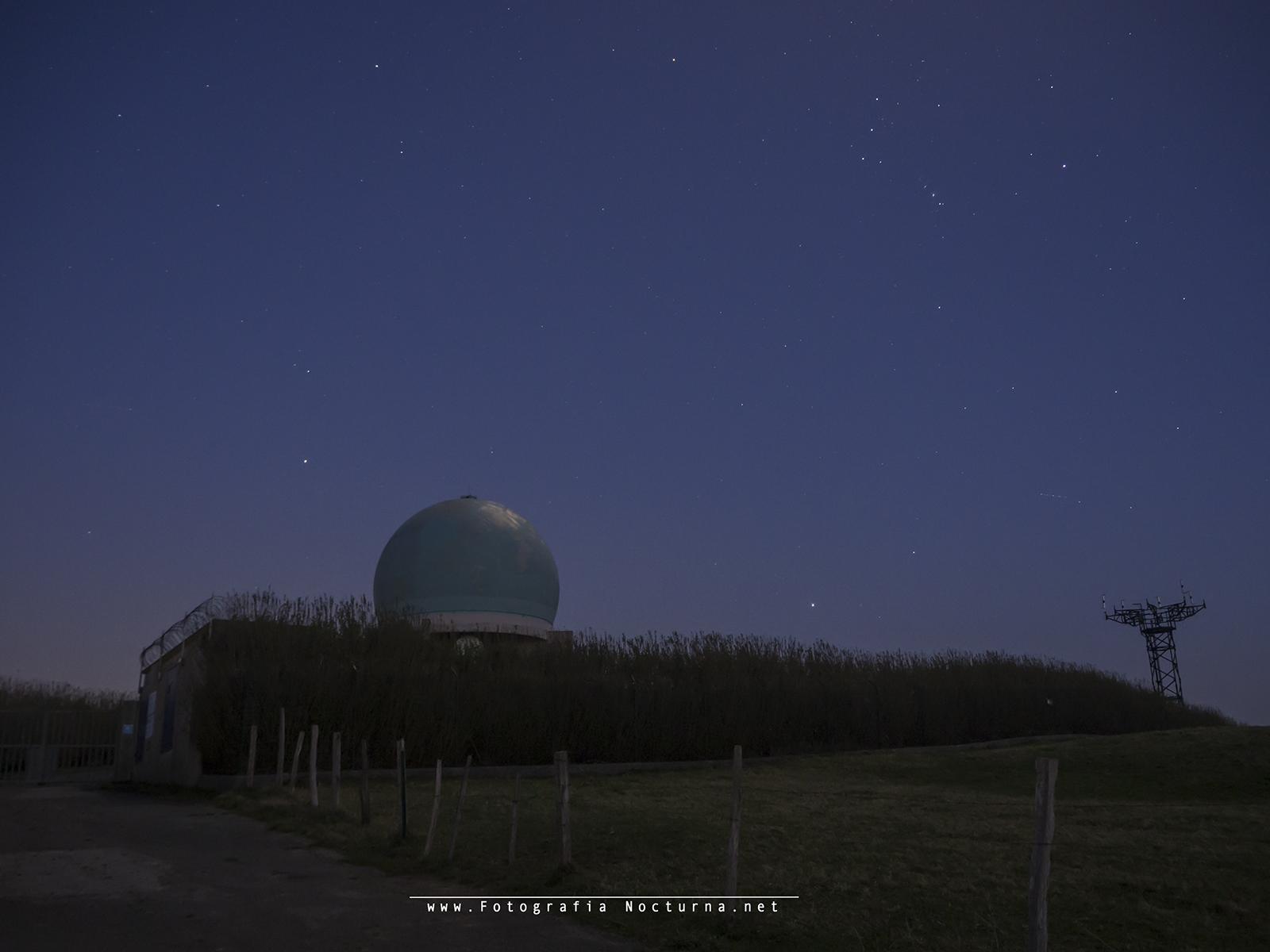 Antena y estrellas