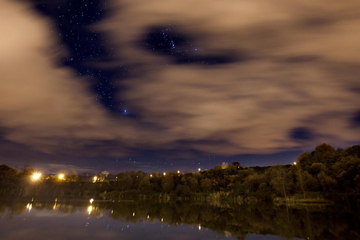 Lago del Acebo