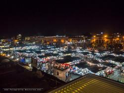 Plaza de Yamaa el Fna