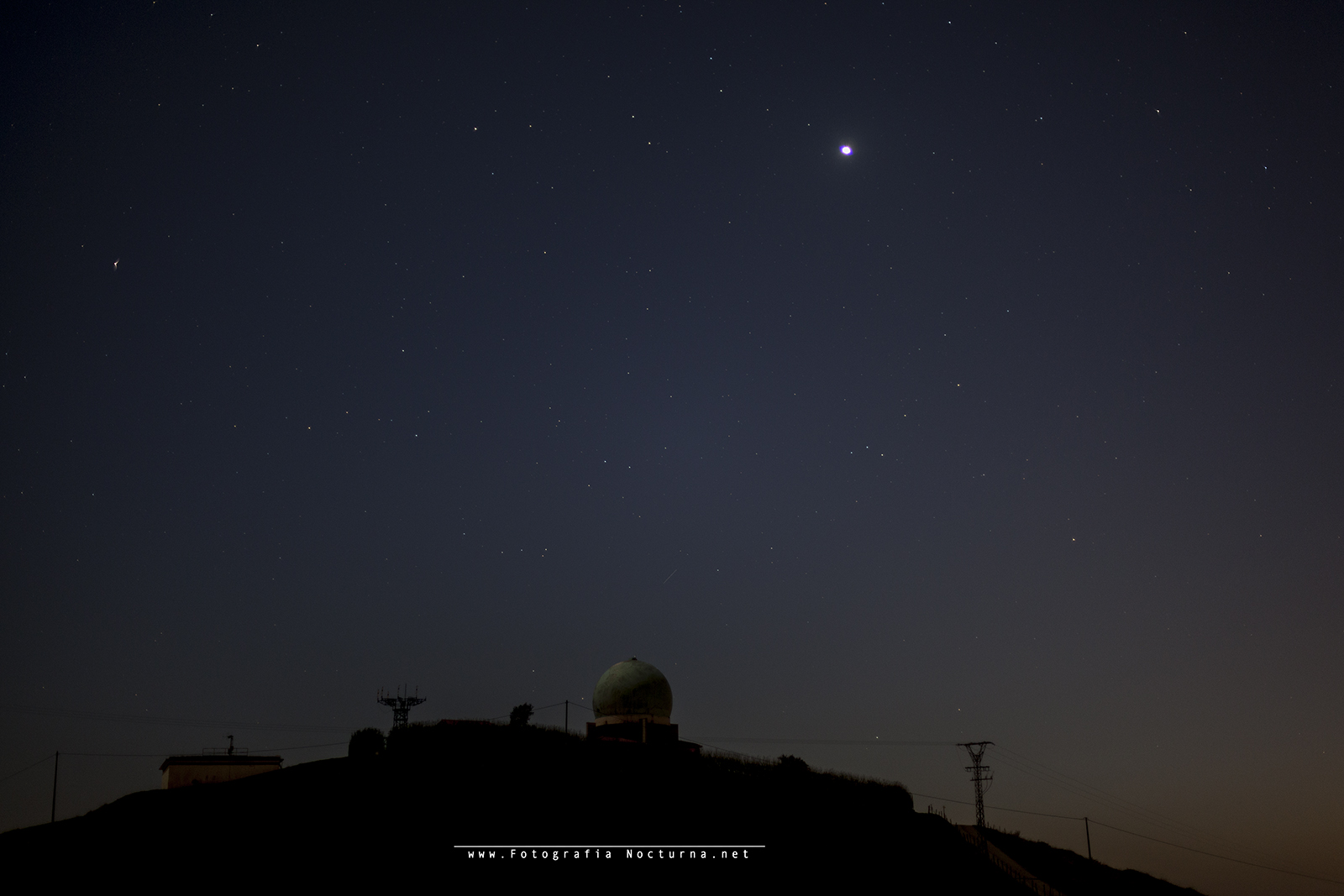 Antena y Venus