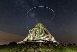 La Pirámide de los italianos