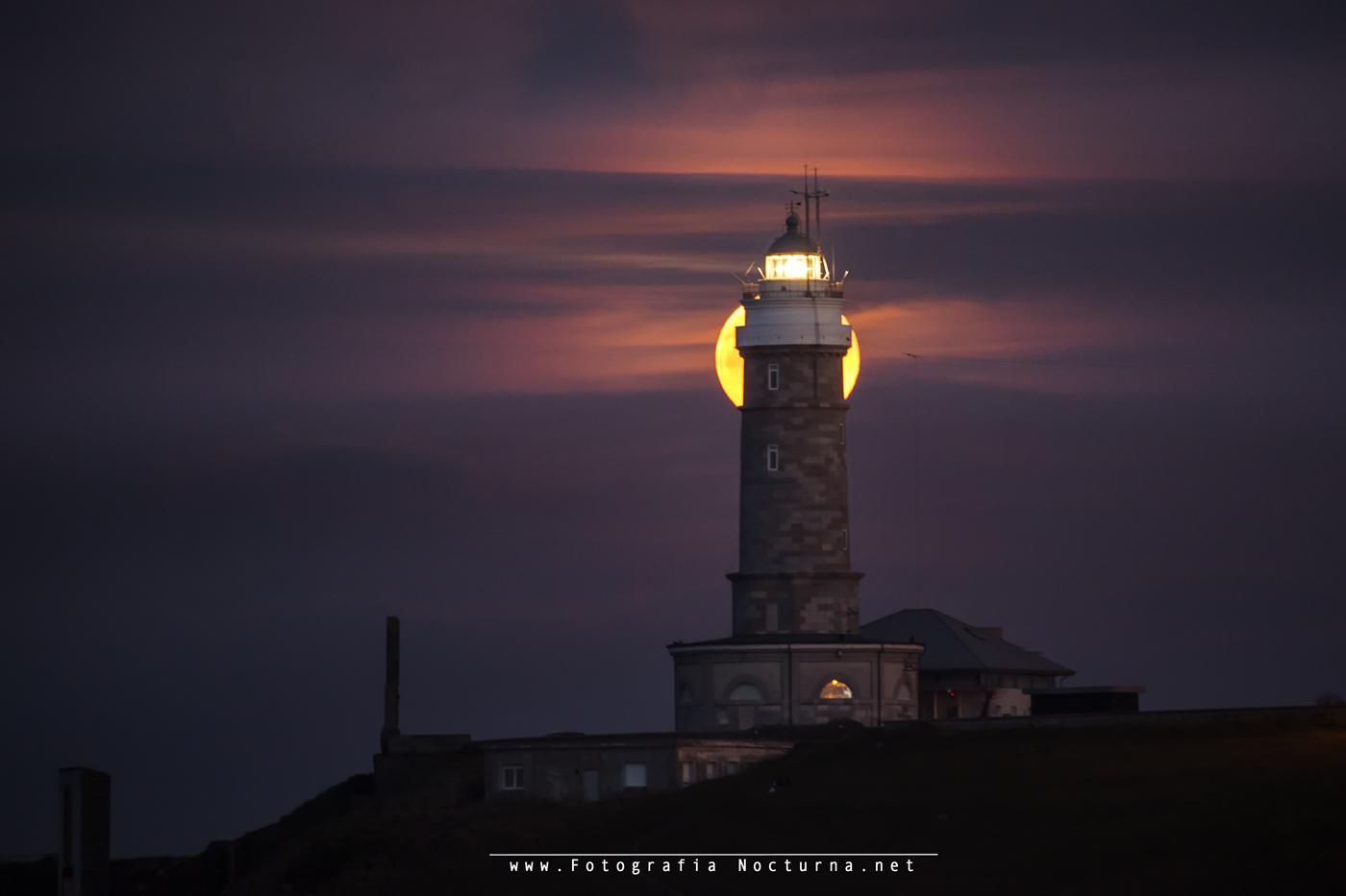 Luna llena de Abril 2017