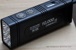 Nitecore TM10K 1000 lumens