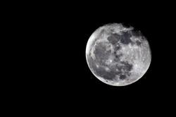 Luna a foco primario