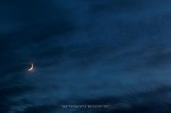 Luna, Júpiter y Saturno