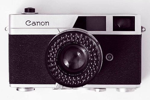 Canon Canonet 35mm (Small)