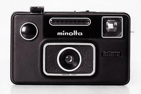 Minolta Autopak 400-X