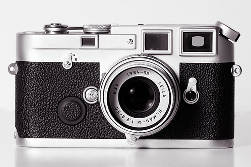 Leica M6J (Framed)