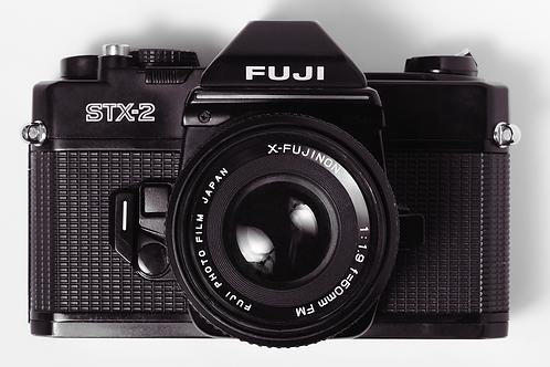FUJI STX-2 (Framed)