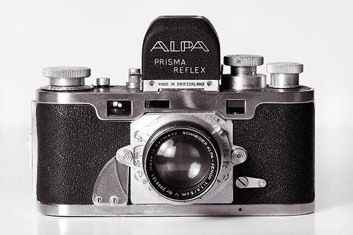 Alpha Prism-Reflex (Framed)