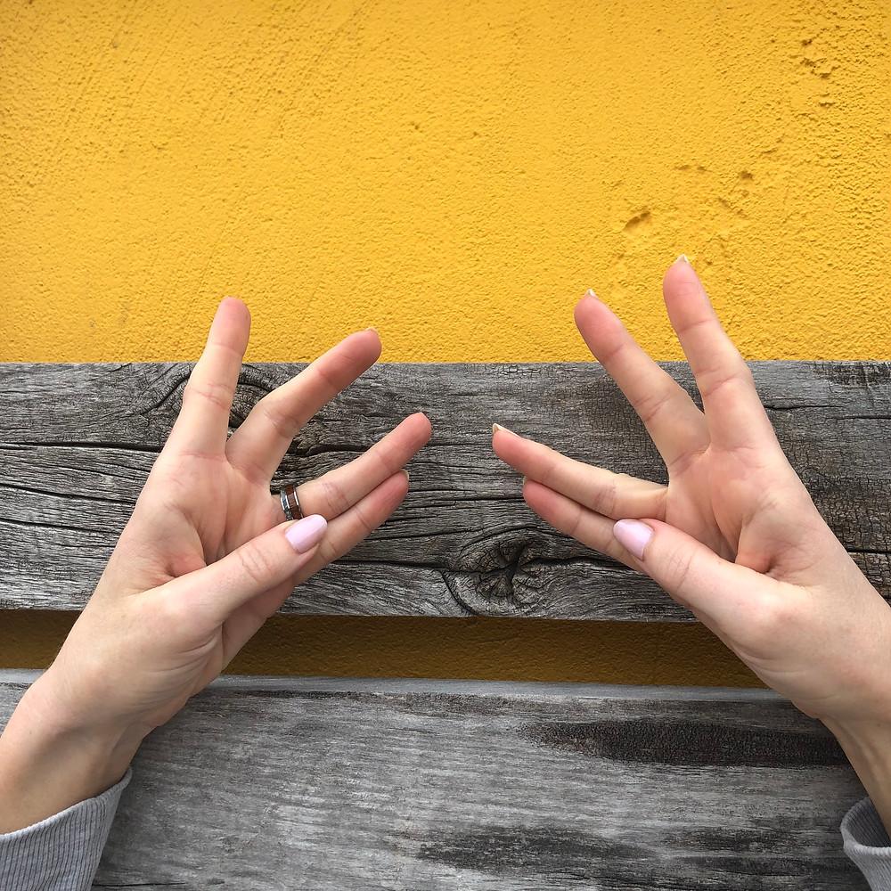 Tattva Mudra - The Kai Life - #MudraMonday