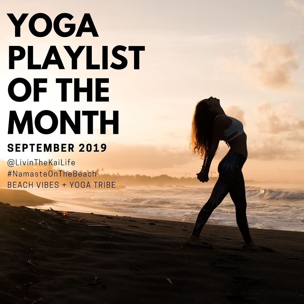 The Kai Life - Free Yoga Playlist
