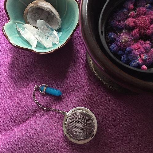 Awaken Your Soul | Crystal Tea Infuser