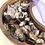 Thumbnail: Small Tumbled Amethyst Fairy Bag