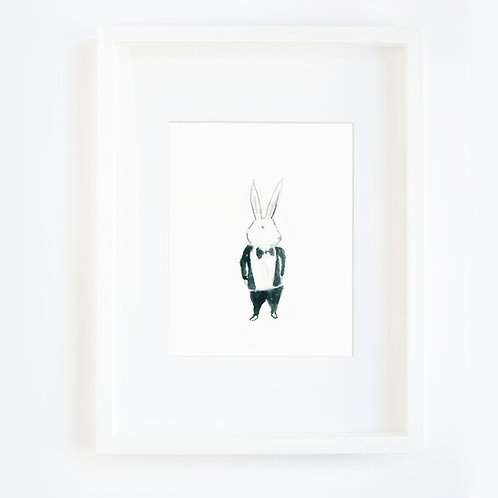 Bunny Tux