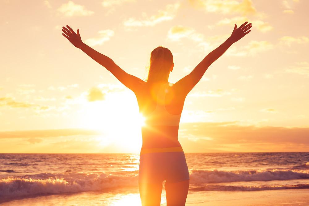 The Kai Life - Beach Yoga - Morning vs Evening Yoga