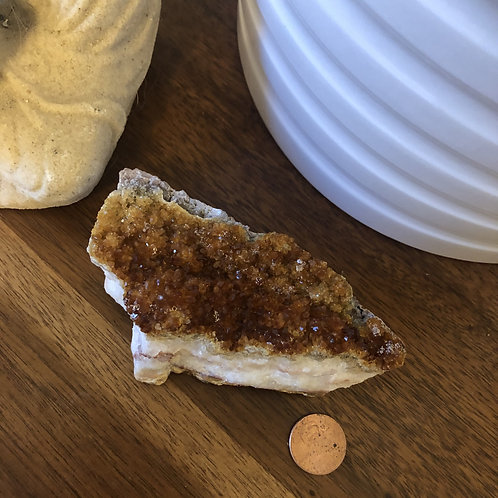 Citrine Cluster #CC2 (approx 250g)