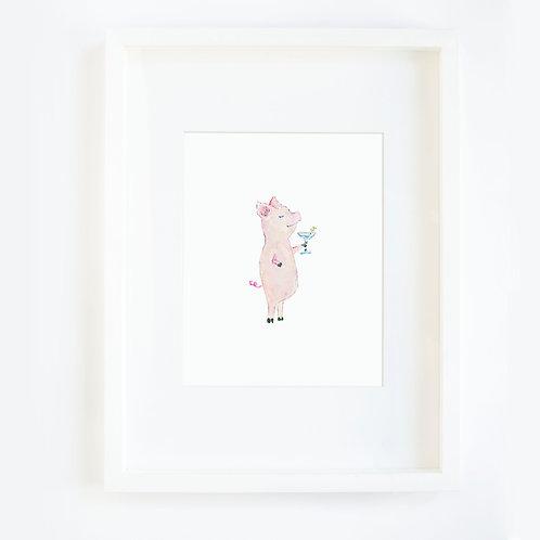 Pig Martini