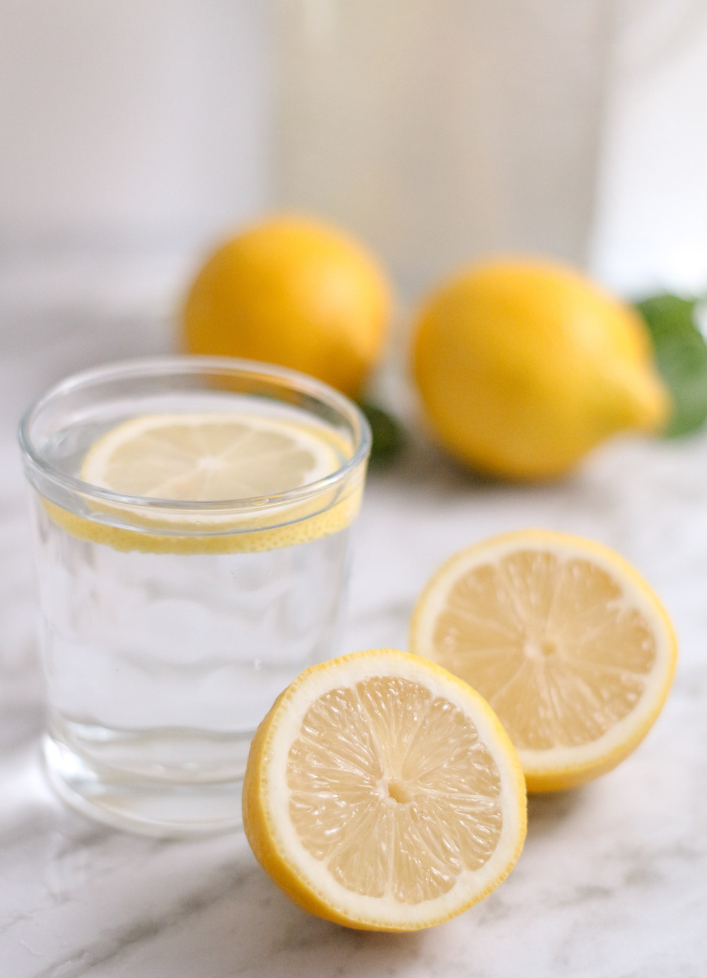 The Kai Life - Drink Lemon Water First Thing In The Morning