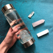 I Drank Out Of A Gem-Water Bottle For A Month : Check Out My Journey