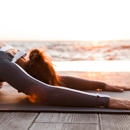 what is yin yoga? (hint: it's pure magic✨)