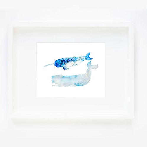 Whales 2 b