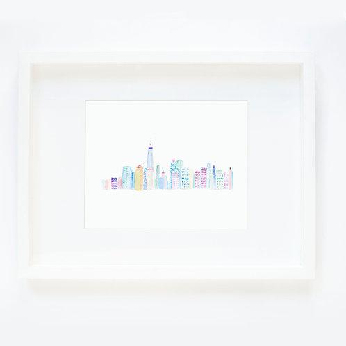 NYC Multicolor #2