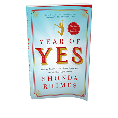 Year Of Yes | Book