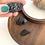 Thumbnail: Extra Small Black Toumaline Chunk Trio