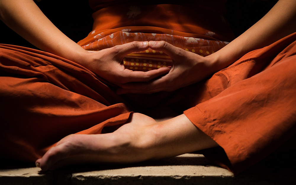 Dhyana Mudra - The Kai Life - #MudraMonday
