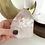 Thumbnail: Semi-Raw Cut Base Diamantina Clear Quartz (apx 500 g)