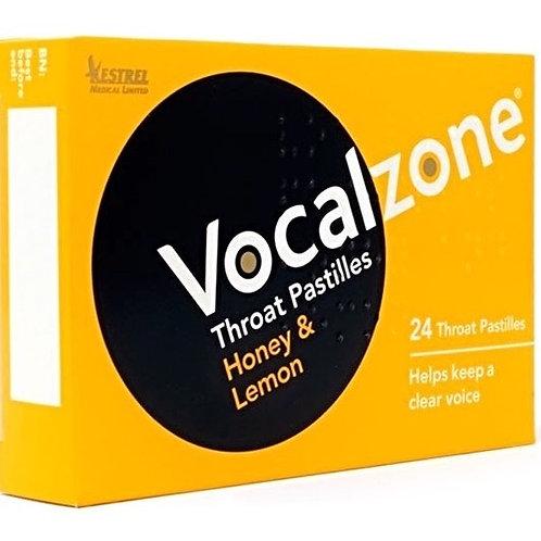 PASTILHAS VOCALZONE H&L