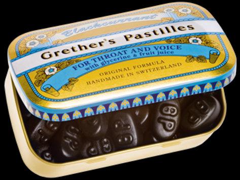 PASTILHAS GRETHER'S 60g