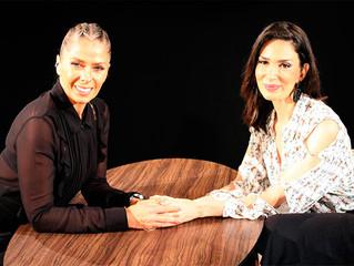 Sara Sarres no Face a Face: 'Ator de musical é o triatleta das artes'