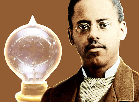 Electric Lamp - Lewis Latimer