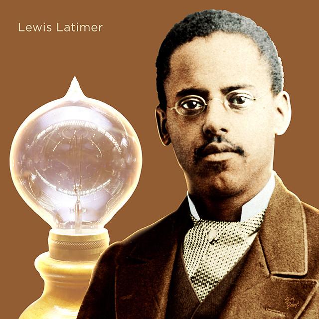 Electric Lamp - Lewis Latimer