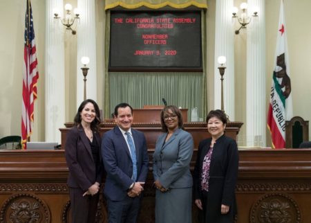 California Assembly Elects First Woman as Chief Clerk and Parliamentarian