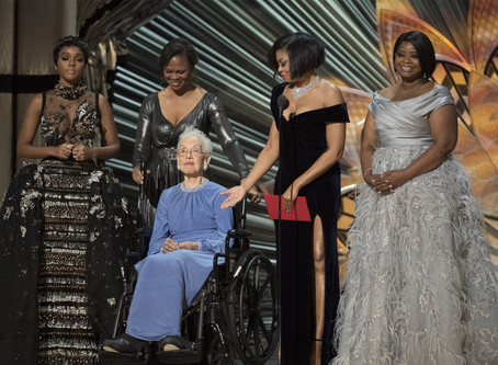 Katherine Johnson, NASA mathematician depicted in 'Hidden Figures,' dies at 101