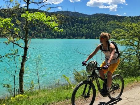 AlpenTestival 2019: Traumhafte Radtour durch das Eschenlainetal