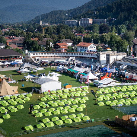 Alpentestival 2019 in Garmisch-Partenkirchen. 1 Ort. 3 Tage. Unzählige Möglichkeiten.