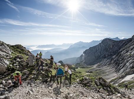 1 Ort. 3 Tage. Unzählige Möglichkeiten. Das 7. AlpenTestival 2018 in Garmisch -Partenkirchen