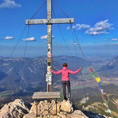 Via Ferrata auf die Alpspitze - Klettersteig Abenteuer beim AlpenTestival