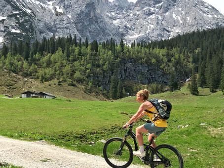 Bike & Hike zum Schachenschloss beim AlpenTestival